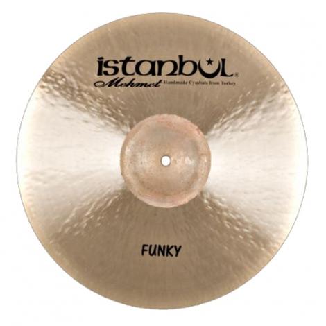 """Istanbul Mehmet 16"""" Funky Crash"""