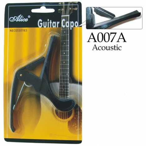 Alice A007A kapodaster-acoustic