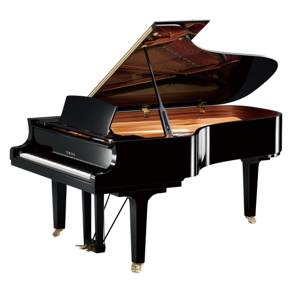 Yamaha C7X-PE Grand Piano Polished Ebony
